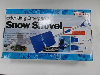 Extending Snow Shovel  NEW