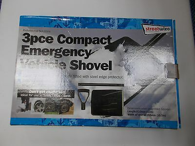 Compact  Emergency  Shovel  NEW