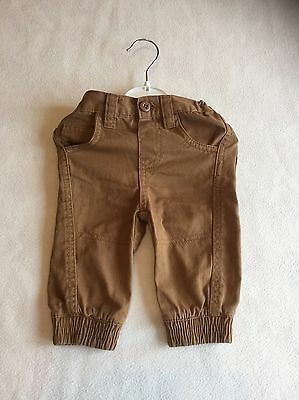 Baby Boys Clothes 3-6 Months - Cute  Trousers -