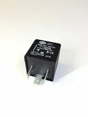 Triumph Speed Triple 955 HELLA (OE Supplier) Flasher Relay - New