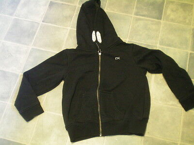 Age 9 Years Height 134 Cms Black Hoodie By Next