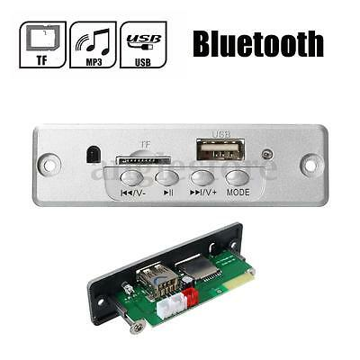 5V Mini Bluetooth Sans Fil MP3 Décodeur Board Audio Module USB TF + Télécommande
