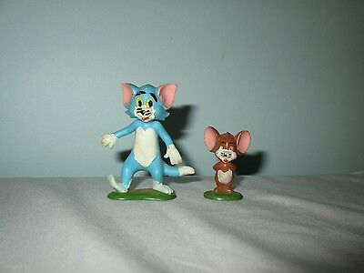 Vintage Marx toys Tom and Jerry Figures. MGM Cat and Mouse