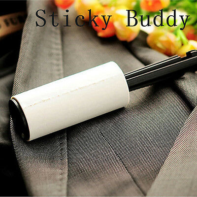 Sticky Clothes Sticky Buddy Dust Drum Paper Lint Rollers Hair Cleaning Brush