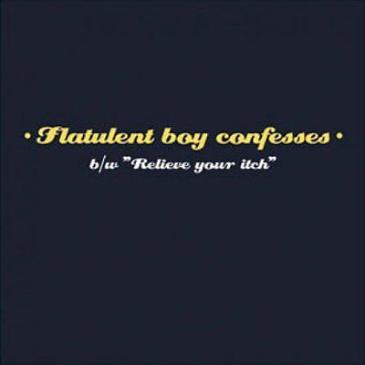 Toadstyle - Flatulent Boy Confesses / Relieve Your Itch Vinyl LP a0121802ed