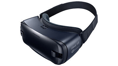 Samsung Gear VR Headset Oculus 2016 Black SM-R323 for Galaxy Note 5 S7 S6 edge+