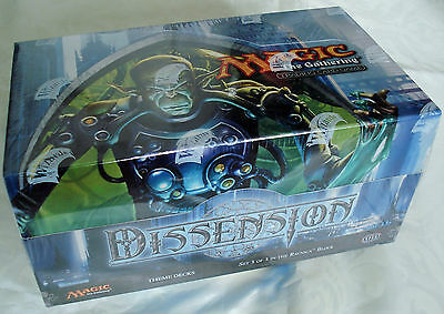 Magic MTG Display Box Dissension Themen Decks Englisch Sealed OVP