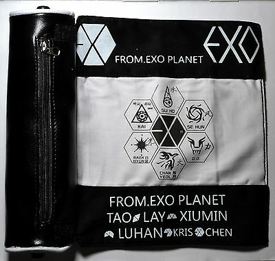 K Pop   The EXO Planet Pencil Case (Perfect School & Office Accessory & Gift)