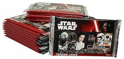TOPPS - Star Wars - Journey to Star Wars - 25 Booster - Deutsch