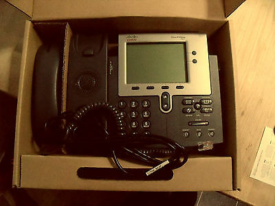 New Cisco 7941G Unified IP Phone Telephone