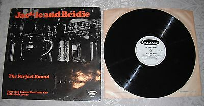 "JACQUI AND BRIDIE ~The Perfect Round ~ 12"" Vinyl LP ~ VG"