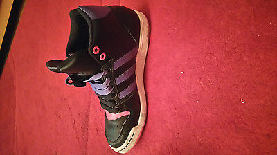 chaussures baskets montantes Adidas taille 38