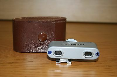 Vintage Voigtlander Range Finder 93/184 With Case