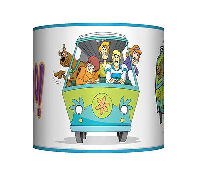 Scooby Doo ☆ Ceiling Lampshade / Lamp Shade ☆ Matches Duvet ☆ Boys / Girls