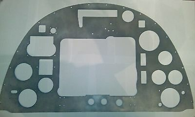 mk 2 spitfire panel repro