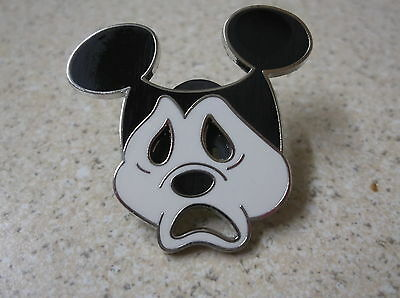 Disney's Mickey Mouse Ghostly Head Pin Badge