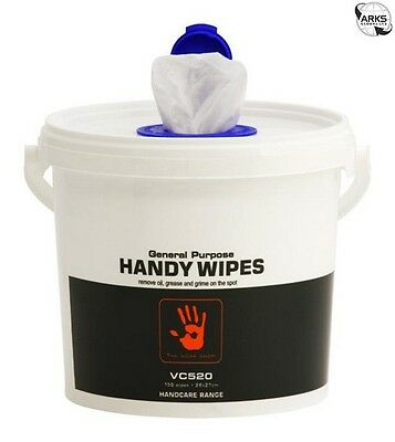 THE WORK SHOP Handy Wipes dispenser Of 150 - VC520