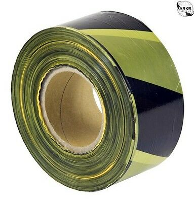 Barrier Tape 70mm x 500m - Red/White - TAPE21
