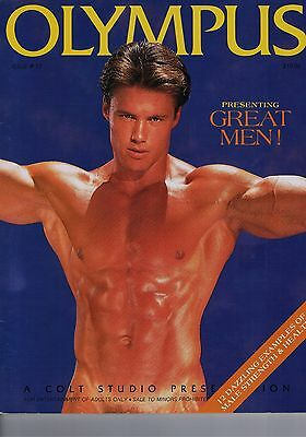 COLT - OLYMPUS N° 10 - 1985 - (gay interest) RARE COLLECTOR