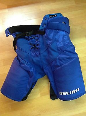 Pro Stock Hockey Montreal Canadiens Winter Classic Dale Weise BAUER pants (L+1)