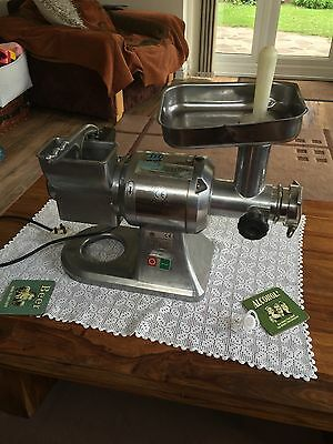 Commercial Cheese Grater & Meat Grinder