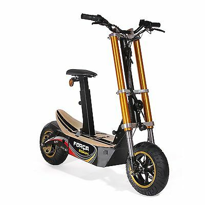 FORCA Bossman-S ESCOOTER E-Scooter Scooter Eléctrico Electro Roller 20km/h