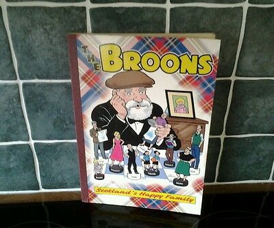 The Broons C0Mic Book 1999