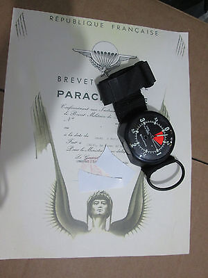 French Foreign Legion 2 REP - altimeter (NEUTRALIZED) Frech Army