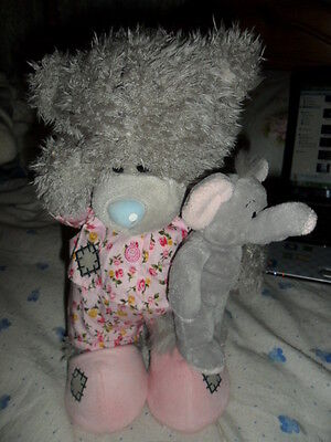 Tatty Teddy,me To You,blue Nose Friends Bear+Outfit+Slippers.genuine,xmas Gift