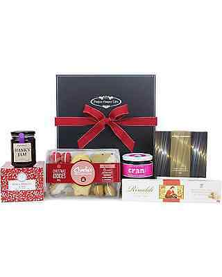 Pamper Hamper Gifts The Holly Jolly Sweet Gourmet Christmas Hamper