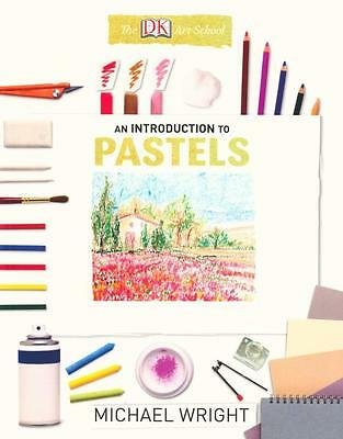 NEW A Introduction to Pastels By Michael Wright Paperback Free Shipping