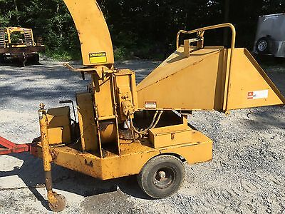 Vermeer 620 Wood Chipper - Automatic feed - just serviced - towable