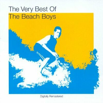 The Beach Boys - The Very Best Of The Beach Boys - The Beach Boys CD S9VG The