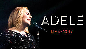 Adele Adelaide Tickets 4 A Reserve Tickets *** ROW A ***