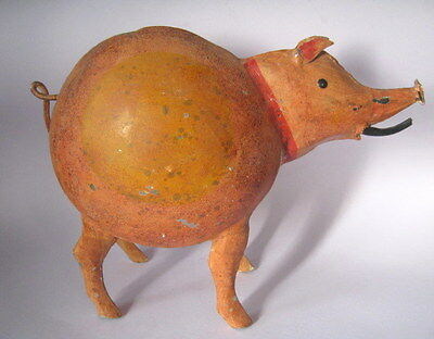 Old Pig Trade Sign , Decorative Piece