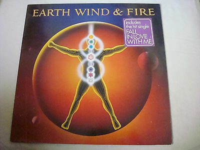 """I """"LP"""" Earth, Wind and Fire - Powerlight"""