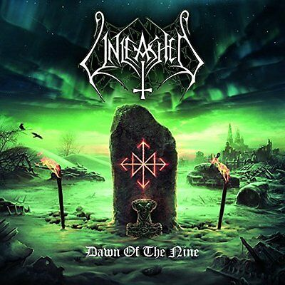 Unleashed-Dawn Of The Nine  VINYL NEW