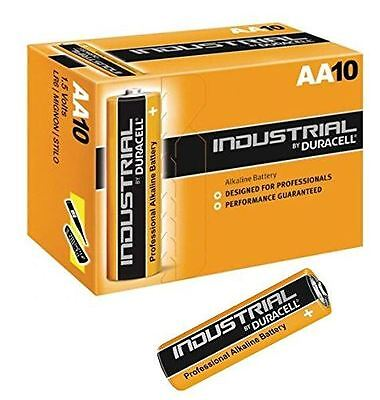 NEW Duracell AA Industrial MN1500 Batteries for Cameras / Toys & more - 30 Pack
