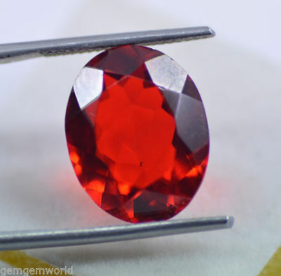 8 ct Huge Red Quartz Oval Shape..