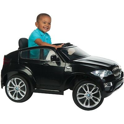Huffy Bmw X6 6v Powered Ride On Red Electric Cars For Kids To Ride