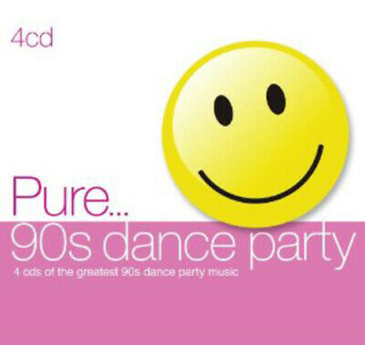 Various Artists : Pure... 90s Dance Party CD (2011) ***NEW***