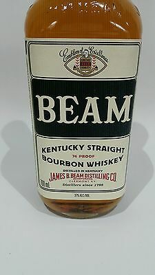 Jim Beam Rare BEAM Sealed!! 700 ml! 74 proof!