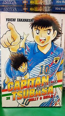 Capitan Tsubasa World Youth n.38 Holly e Benji - Star Comics SC35
