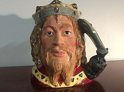 Royal Doulton  D7055 King Arthur Large Character Jug