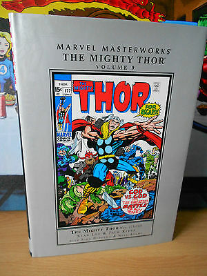 Marvel Masterworks: The Mighty Thor Volume 9 - Near Mint