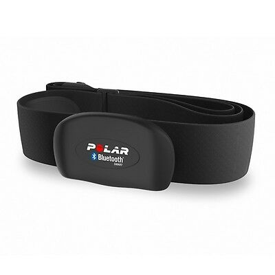 Polar H7 Heart Rate Sensor - Black - M-XXL