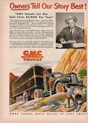 1950 Gmc Trucks Owners Tell The Story Best Ad
