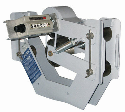 Olympic 1700-F Cable Measurer in Feet for use with Wire, Cable, Wire Rope & Hose