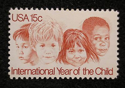 United States of America - 1979 - Year of the Child - SG 1745 - MNH