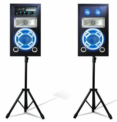 Technical Pro STAGEPACK5 Bluetooth Audio System with Microphones